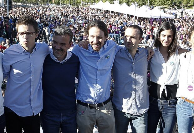 Íñigo Errejón, el otro 'rompecorazones' de Podemos