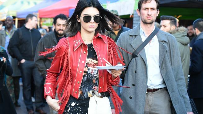Kendall Jenner Londres Mercadillo