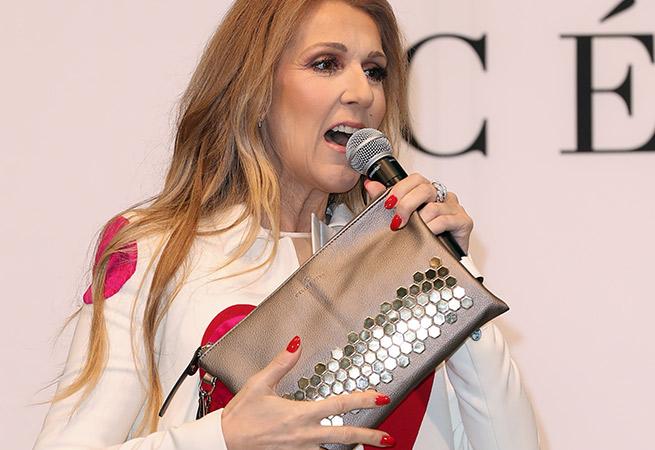 Celine Dion Complementos