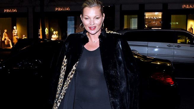 Kate Moss transparencias