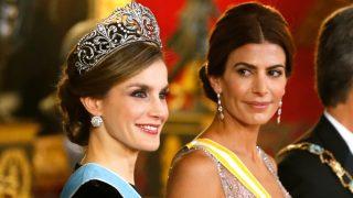 Doña Letizia y Juliana Awada, espectaculares de gala / Gtresonline