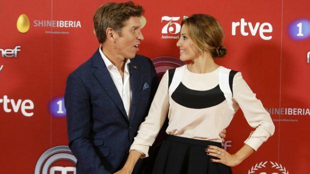 Manuel Díaz y Virginia Troconis