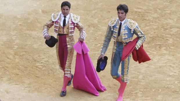 Cayetano Rivera y Francisco Rivera