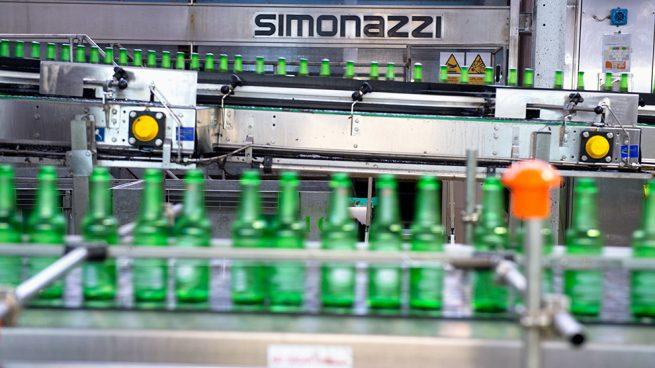 Fábrica de cerveza Heineken Madrid