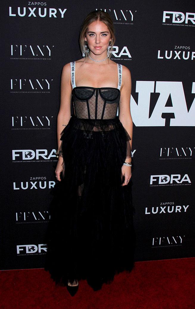 Ciara Ferragni Dior