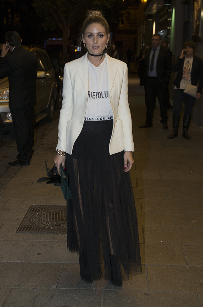 Olivia Palermo Dior Elle Awards 2016
