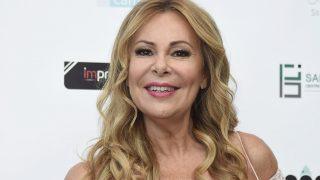 La presentadora Ana Obregón en imagen de archivo / Gtres