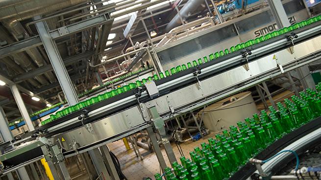 Fábrica cerveza Heineken