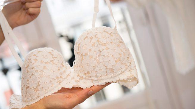Lencería para novias 2017