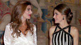 El último duelo de estilo entre Letizia y Juliana Awada / Gtres