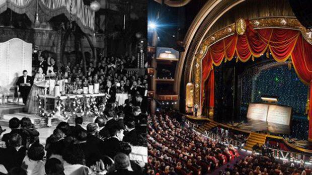 La ceremonia de los Oscar