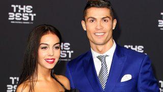 Georgina Rodríguez y Cristiano Ronaldo, en una imagen de archivo (Gtres)