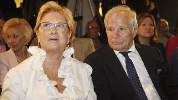 Manuel Benítez y Martina Fraysse