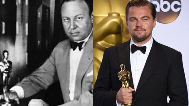 Actores galardonados en los Oscar