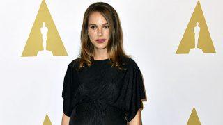 Natalie Portman en la gala de los nominados a los Oscar 2017 (Gtres)