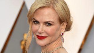 Nicole Kidman en la gala de los premios Óscar 2017 / Gtres