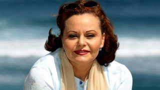 La cantante Rocío Dúrcal, en una imagen de archivo (Gtres)
