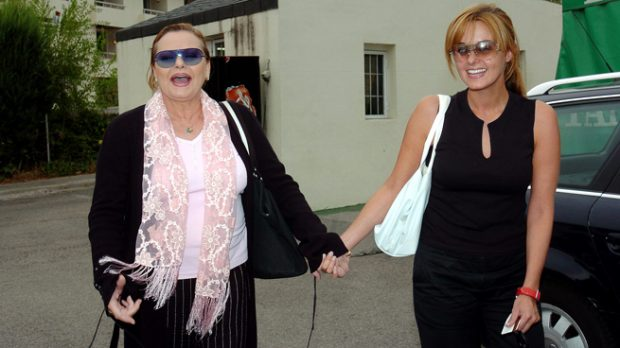 Rocío Dúrcal y Carmen Morales