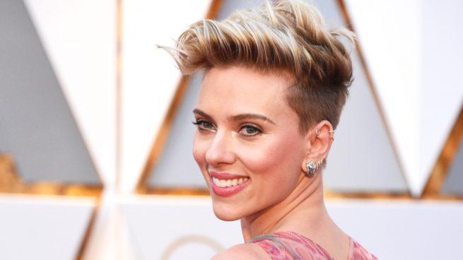 Scarlett Johansson Oscars 2017