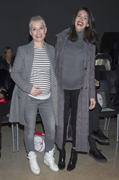 Soraya Arnelas y Noelia López