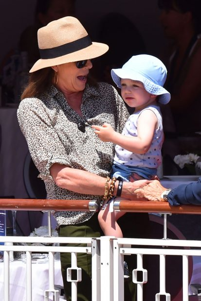 La princesa Carolina de Mónaco y Raphaël Elmaleh