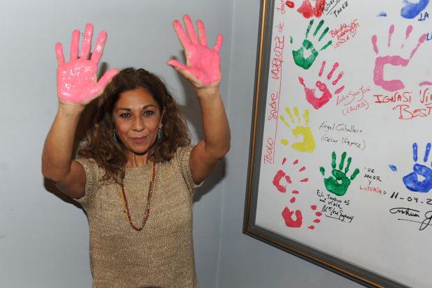 Lolita Flores, la sustituta de Bertín Osborne en TVE