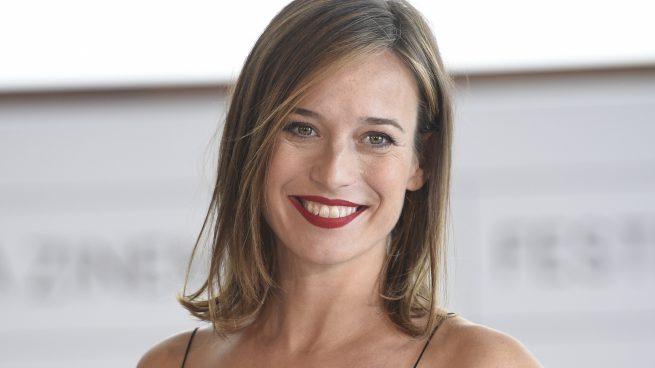 """Marta Etura habla de su parto en 'El Hormiguero': """"Saqué yo misma a mi hija"""""""