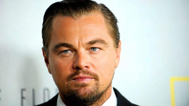 Leonardo DiCaprio cejas Oscars 2017