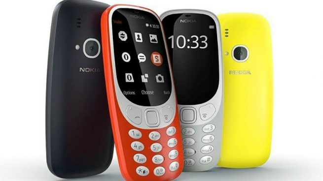 Nokia 3310 Mobile World Congress