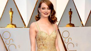 Para los Oscars 2017, Emma Stone apostó por la lencería invisible de Commando / Gtres