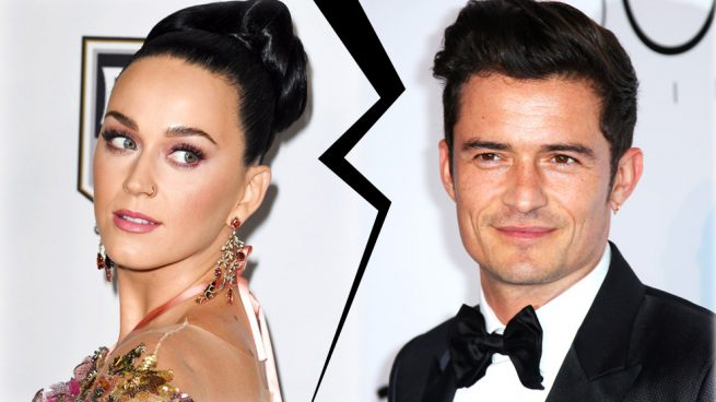 Katy Perry y Orlando Bloom rompen su relación