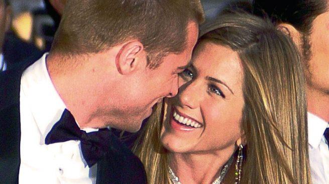 Brad Pitt y Jennifer Aniston vuelven a enviarse 'whatsapps'