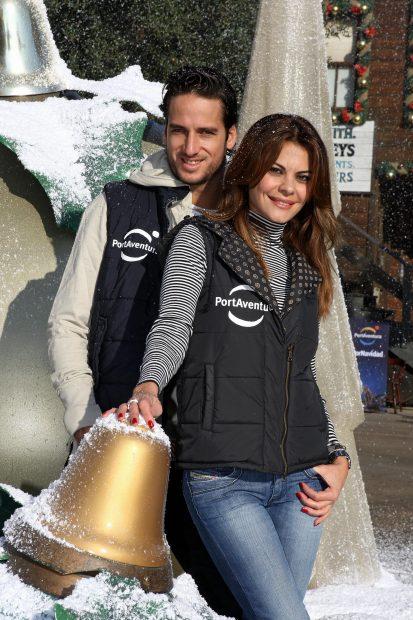 María José Suárez y Feliciano López en una imagen de 2009 (Gtres)