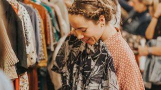 En el mercado puedes encontrar todo tipo de vestidos únicos a un precio de 30 euros. / Intagram: @susisweetdress