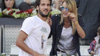Feliciano López y Alba Carrillo en imagen de archivo / Gtres