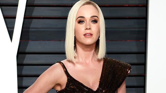 Katy Perry nuevo look