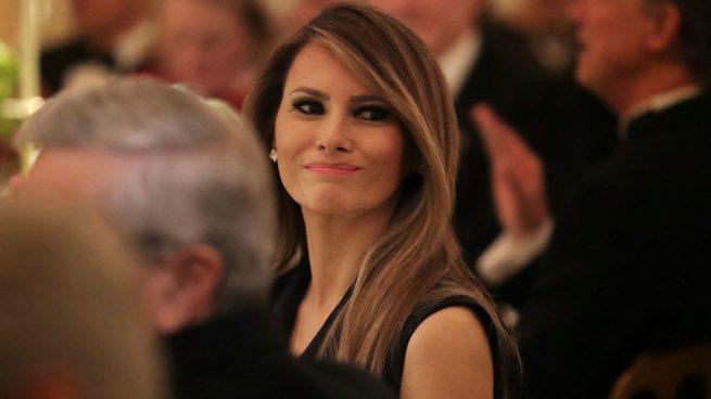 Melania Trump Estilo Look Working Nueva York