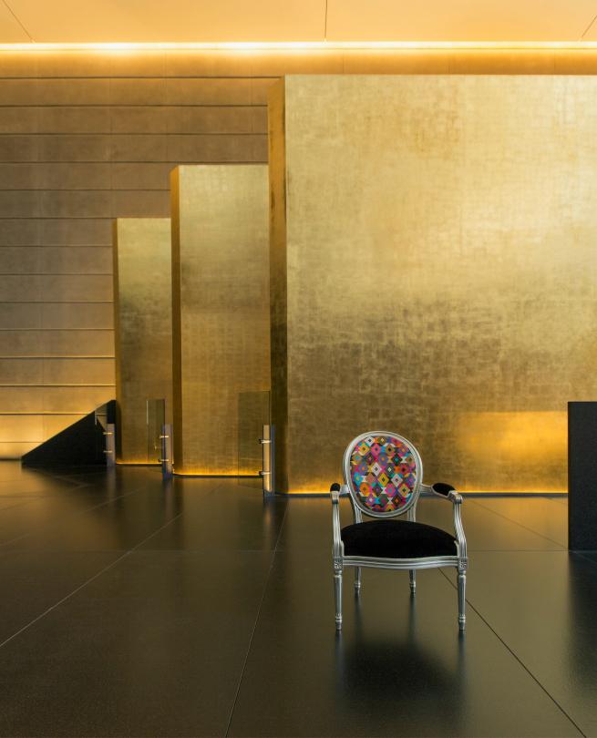 Roche Bobois Silla Mobiliario Diseño Lujo México