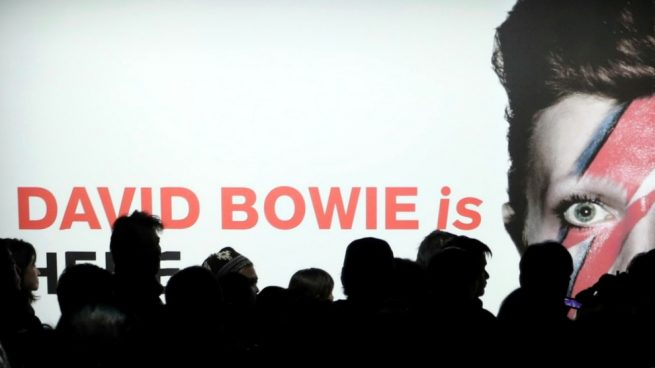 David Bowie Is Exposición Barcelona