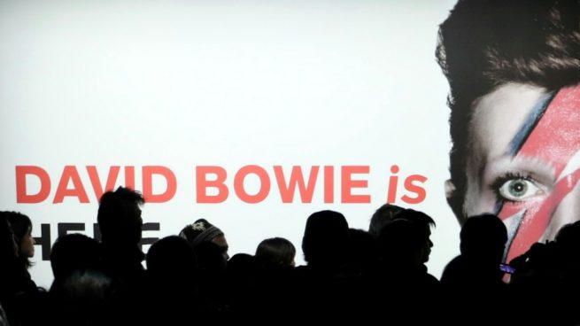David Bowie Is Exposición Barcelona