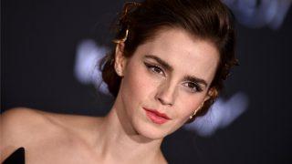 La actriz continúa inmersa en la promoción de 'La Bella y la Bestia'. / Gtres