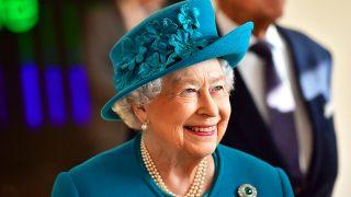 La reina Isabel II en una imagen de archivo (Gtres)