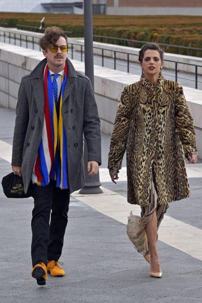 Macarena Gómez y Aldo Comas