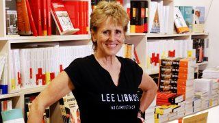 La periodista Mercedes Milá durante una presentación de libros / Gtres