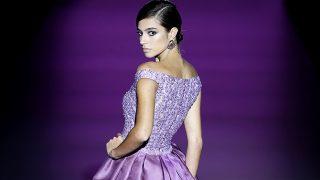 Rocío Crusset en la Madrid Fashion Week 2017 (Gtres)