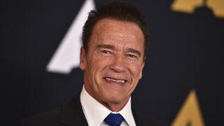 Arnold Schwarzenegger en una imagen de archivo (Gtres)