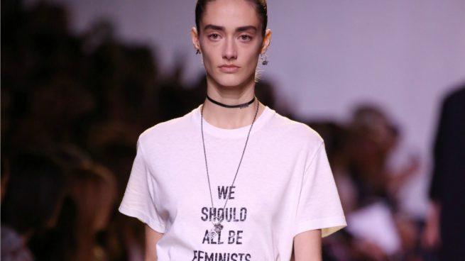 Feminismo Camiseta Dior