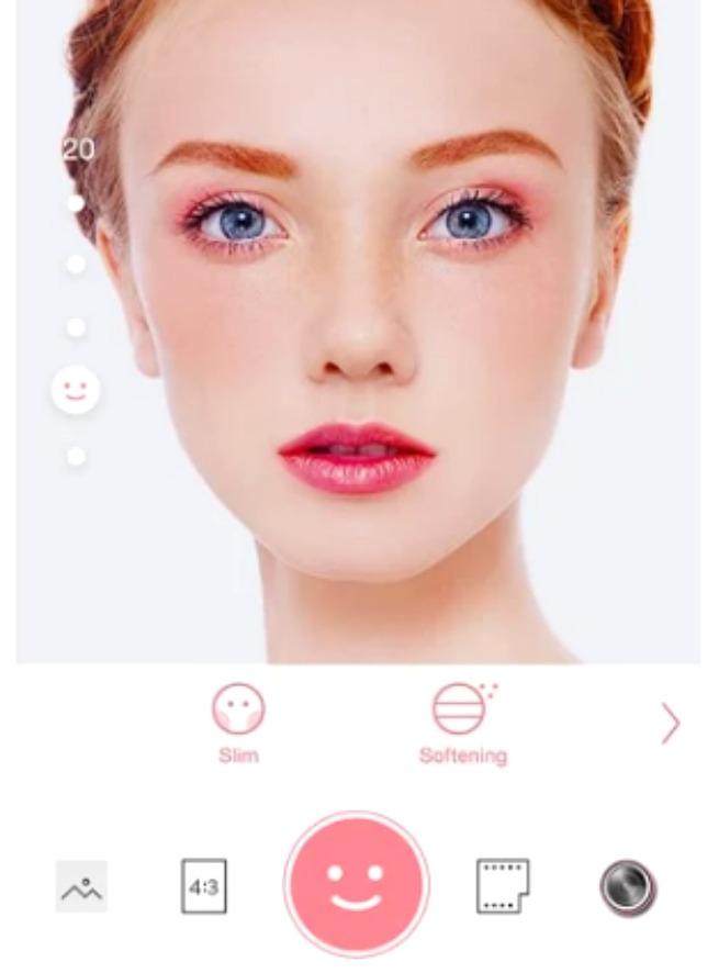 aplicaciones belleza selfies