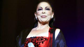 La cantante Isabel Pantoja, en una imagen de archivo (Gtres)