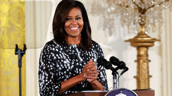 michele obama día internacional de la mujer
